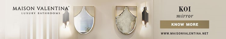 Maison Valentina Koi Mirror wall mirrors Perfect Wall Mirrors To Embellish Your LA Home Koi Mirror Maison Valentina