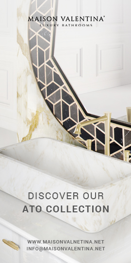 Maison Valentina - Discover our ATO Collection  Deco NY | Home Design Guide Banner 20lateral  20ATO 20Collection