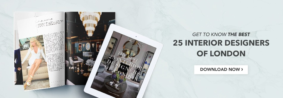 E-book Top 25 Interior Designers of London