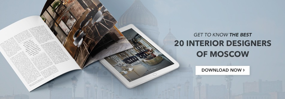 Ebook -  Top 20 Interior Designers Moscow
