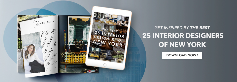 Ebook -  Top 25 Interior Designers New York  Design and Fashion at Ryan Korban's New Book banner 20 2