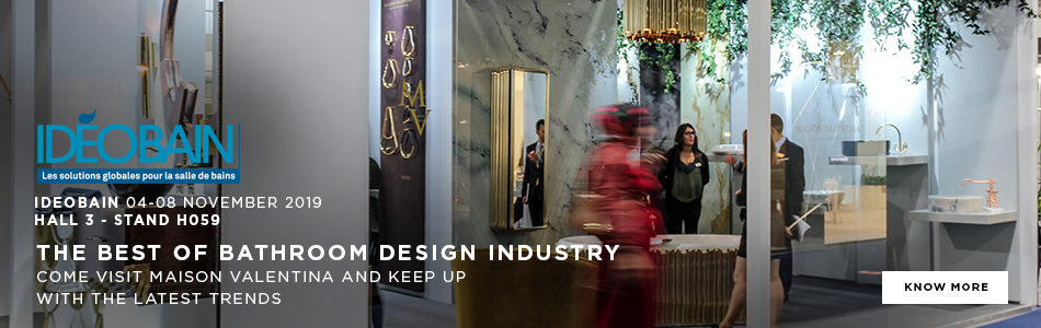 Maison Valentina Ideobain 2019 Maison et Objet 2019 Discover the Top Conference to Attend at Maison et Objet 2019 banner artigo