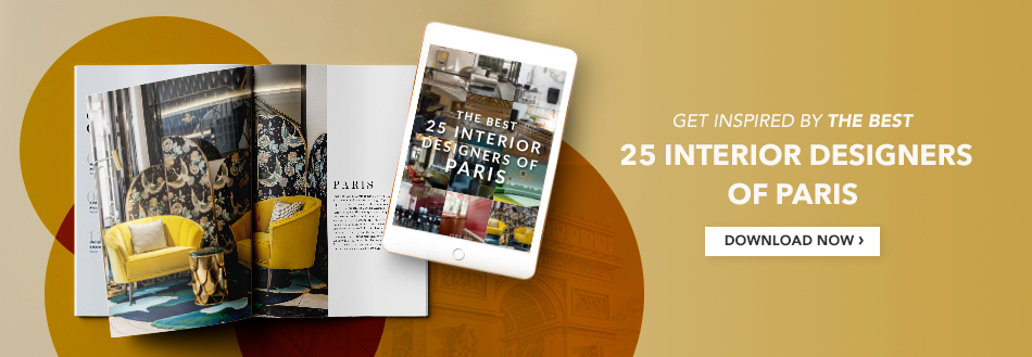 Ebook -  Top 25 Interior Designers of Paris