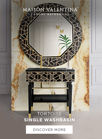 MV Side Banner - Tortoise Single Washbasin