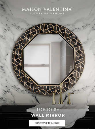 Tortoise Wall Mirror