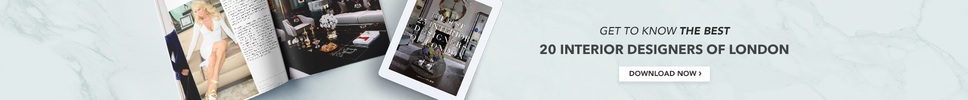 Ebook - 25 Interior Designers of London