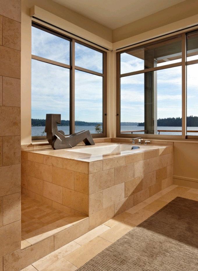 astounding bathroom tub tile ideas | 10 amazing bathroom tile ideas | Maison Valentina Blog