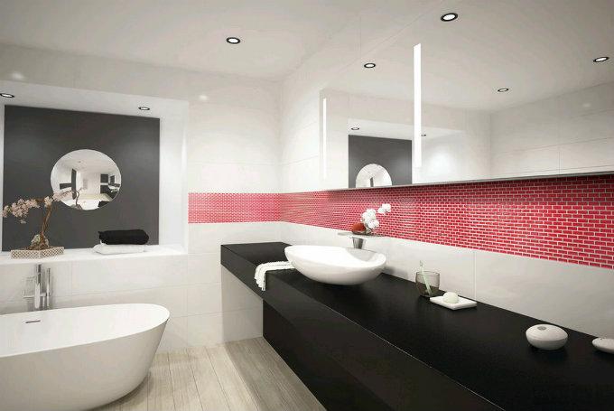 10 amazing bathroom tile ideas2_Tic Tac Tiles  10 amazing bathroom tile ideas 10 amazing bathroom tile ideas2 Tic Tac Tiles