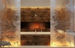 15 Luxury Bathrooms with fireplace