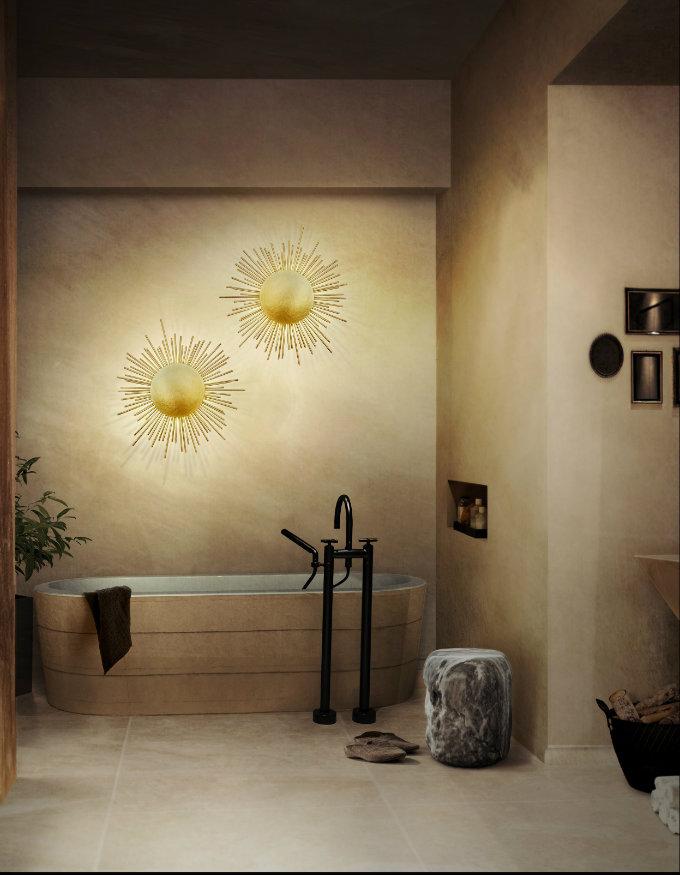 luxury bathrooms 5 Ideas to a luxury bathrooms 5 Ideas to a glamorous bathroom Brabbu1