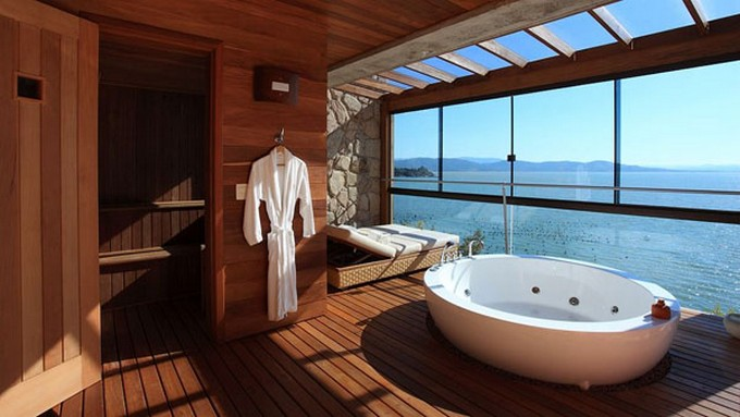 bathrooms views TOP 10 BEAUTIFUL BATHROOMS VIEWS Bathrooms with Views 48 1 Kindesign