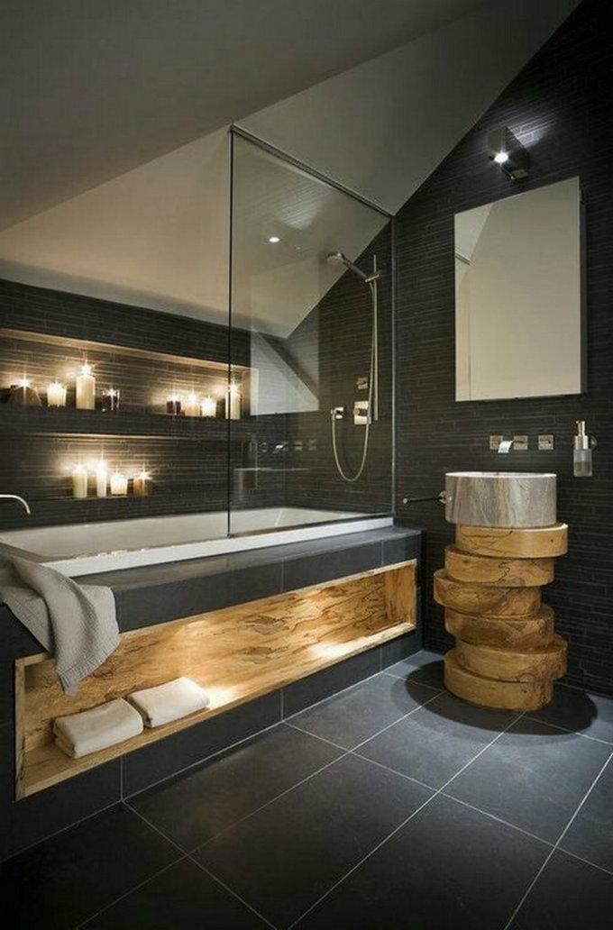 Bathroom Vanity_She Builds It Black Bathroom The Most Inspiring Black Bathroom Vanities Black Bathroom Vanity3