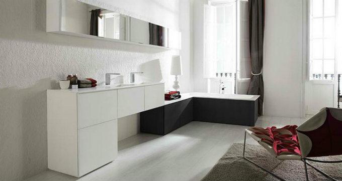 Ideas For A Modern Vanity Bathroom Maison Valentina Blog