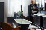Black Bathroom Design Ideas