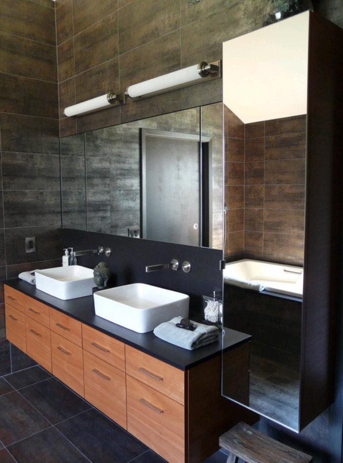 Modern Bathroom Inspiring Ideas