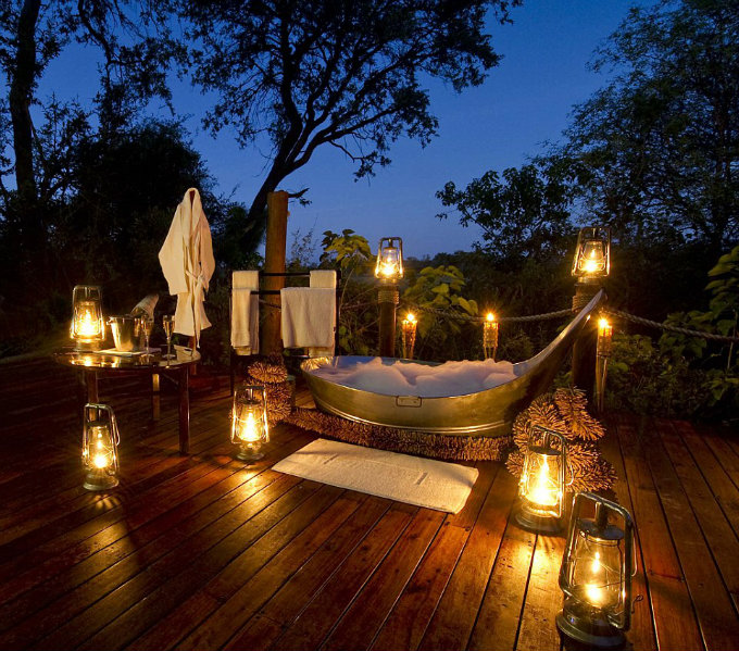 Top 10 Most Amazing Hotel Bathrooms in the World_9Sanctuary Baines' Camp in Botswana hotel bathrooms Top 10 Most Amazing Hotel Bathrooms in the World Top 10 Most Amazing Hotel Bathrooms in the World 9Sanctuary Baines    Camp in Botswana