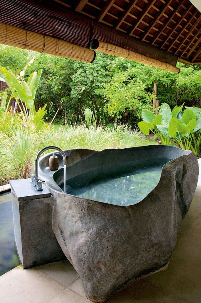 10 Nature Inspired Bathroom Design