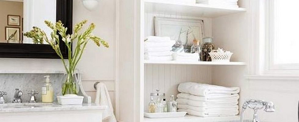 10 Tips For A Chic Small Bathroom