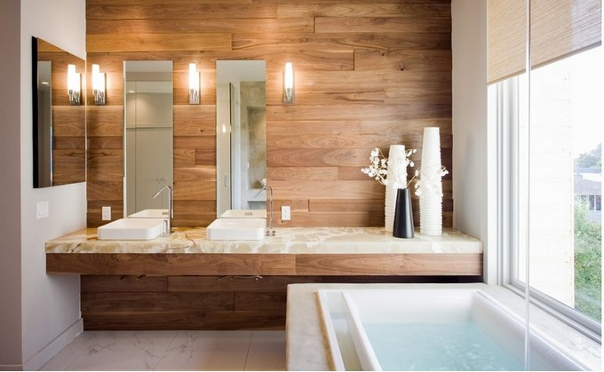 10 bathroom trends for 2015  10 Bathroom Trends for 2015 natural beauty