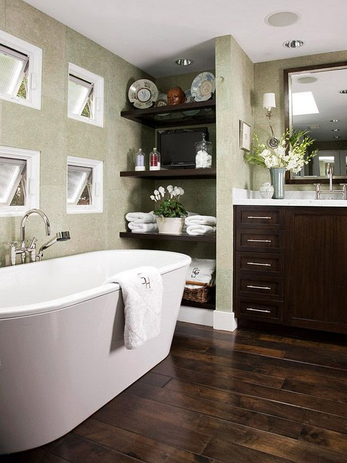 floor ideas for small bathrooms 10 tips for a chic small bathroom 1023
