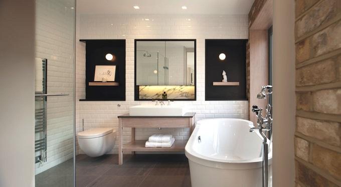 Be inspired with bathroom design ideas-4 bathroom design ideas Be inspired by bathroom design ideas Stylish Modern Bathroom Design 4