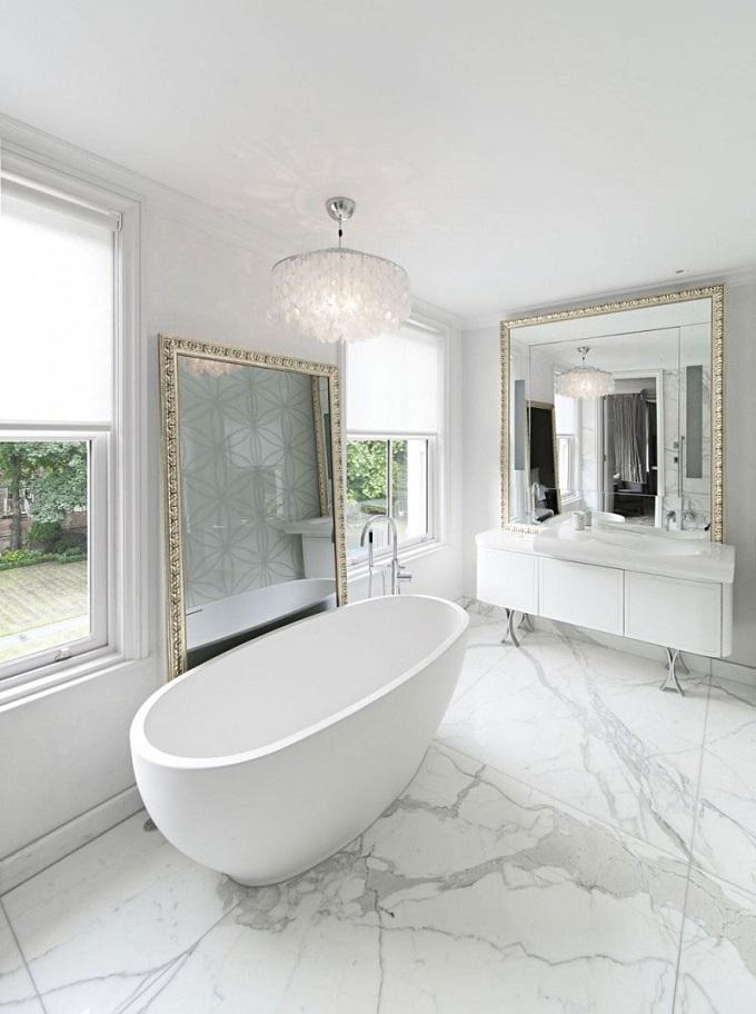 Be inspired with bathroom design ideas-3 bathroom design ideas Be inspired by bathroom design ideas Stylish Modern Bathroom Design3