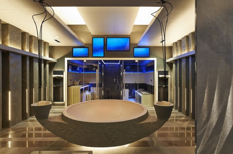 alberto apostoli New Suite Spa by Alberto Apostoli covet1