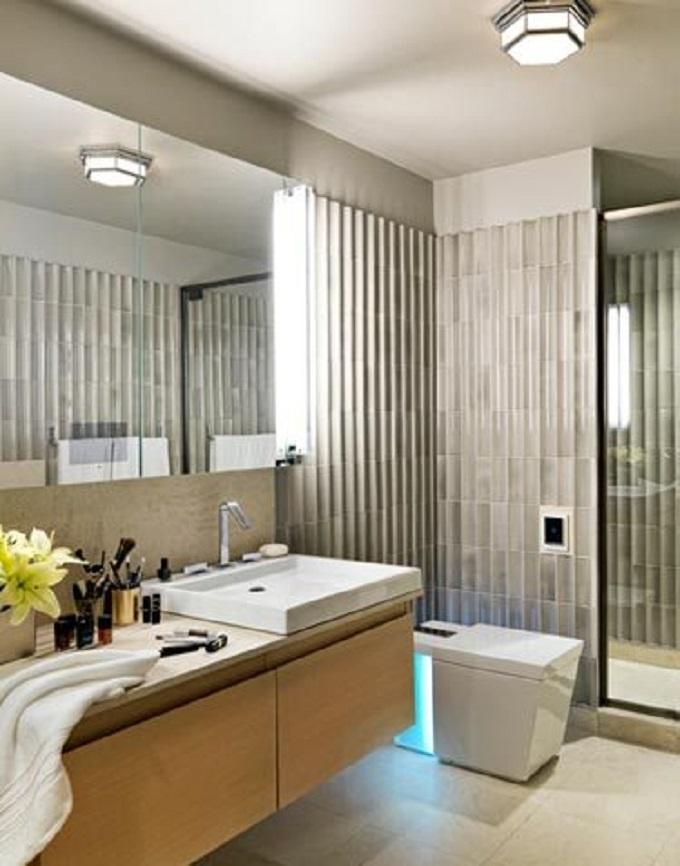 6 best bathrooms inspirations ideas  5 Best Bathroom Design Inspirations retro chic