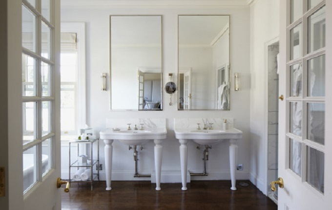 New bathroom trends for 2015 for Latest trends in bathrooms 2015