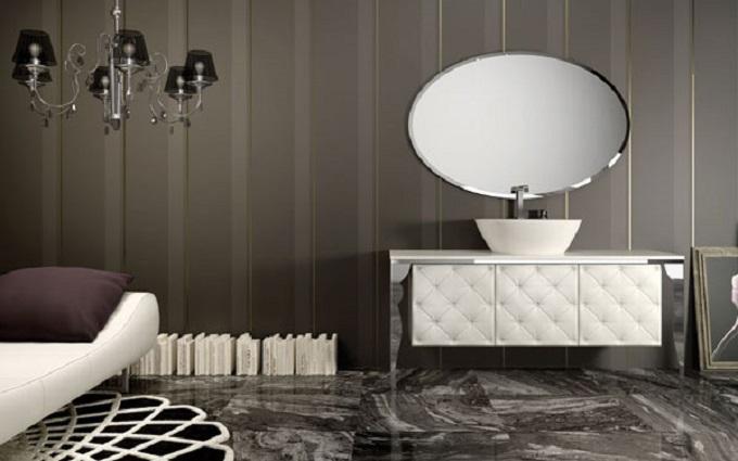 luxury bathroom Luxury bathroom by  Branchetti 5