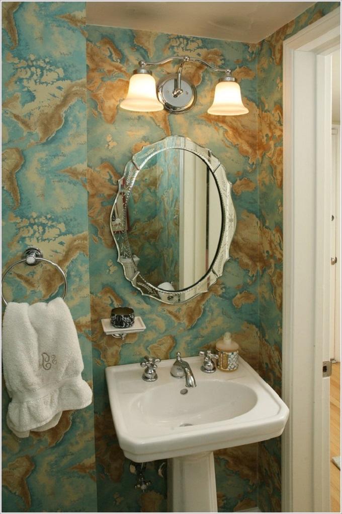 Remodeling Bathroom Wall Surfaces - Redoing bathroom walls