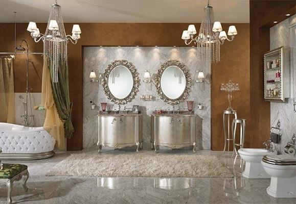 lighting design for bathroom maison valentina  lighting design Lighting design for your Bathroom covet 2