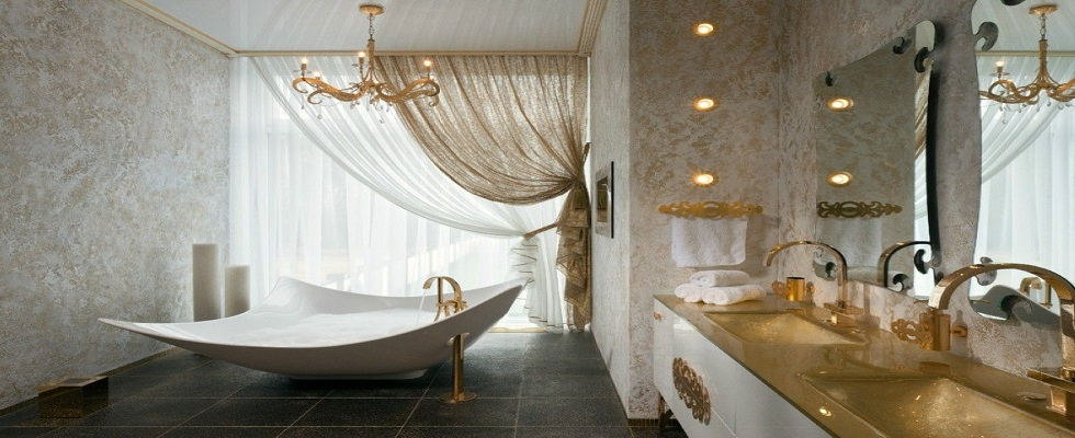 25 Best Ideas About Gold Bathroom Accessories On: Lighting Design For Your Bathroom