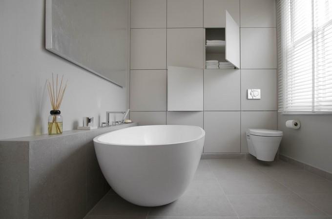 Bathroom contemporany ideas maison valentina blog for Simple but elegant bathroom designs