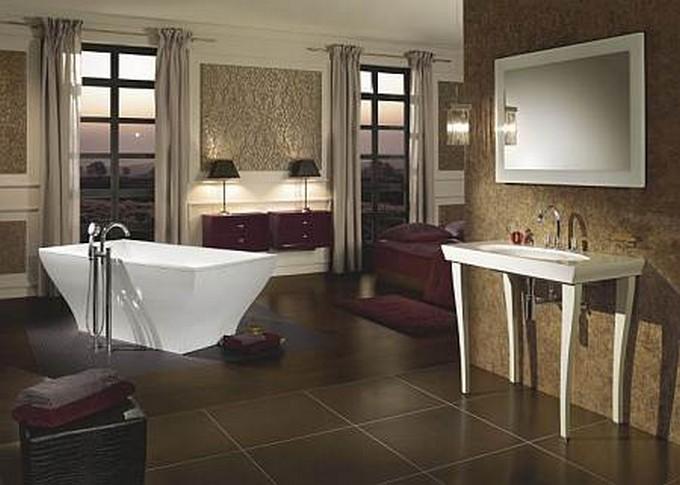 villeroy boch bathroom furniture 3 villeroy boch new luxury bathroom - Bathroom Designs Villeroy And Boch