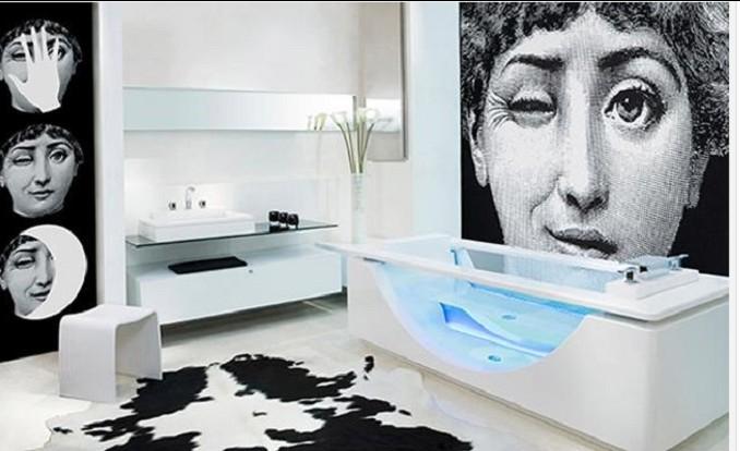 2  Luxury Bathrooms: Freestanding bathtubs define luxurious trends to modern bathrooms  21 e1438256051695