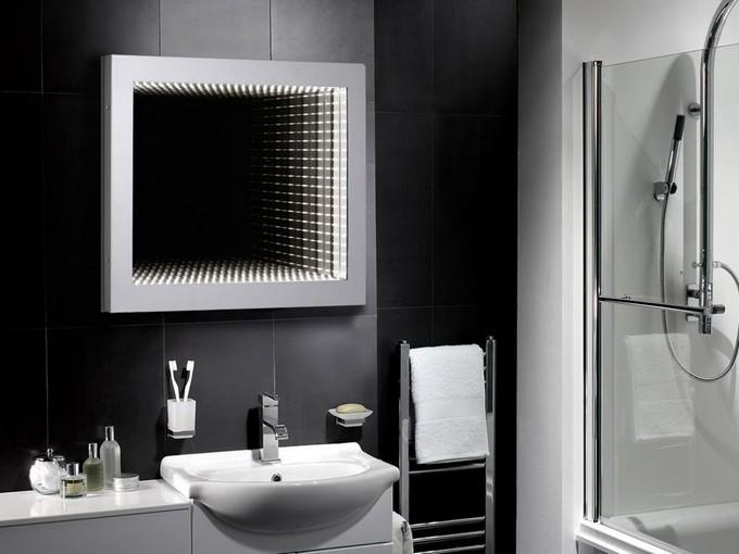 3 Luxury Bathrooms Design Mirrors