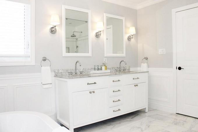 7  Luxury Bathrooms: Design Mirrors | Part 1 73
