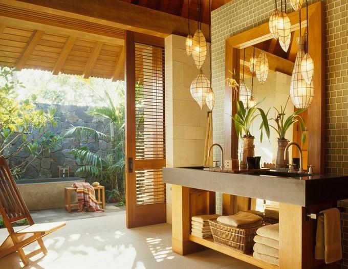 Beautiful Wooden Bathroom designs7 bathroom designs BEAUTIFUL WOODEN BATHROOM DESIGNS Beautiful Wooden Bathroom designs7