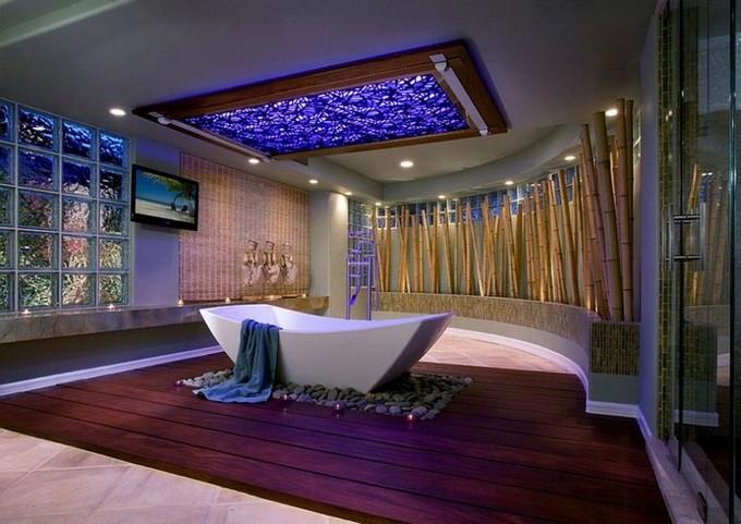 Beautiful Wooden Bathroom  bathroom designs BEAUTIFUL WOODEN BATHROOM DESIGNS Beautiful Wooden Bathroom designs8