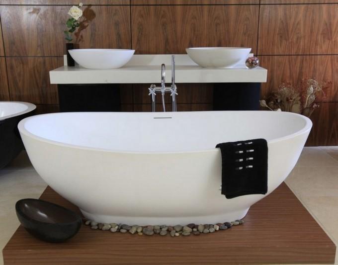 Improve your bathroom with this Oval bathtubs8 oval bathtubs Improve Your Bathroom With These Oval Bathtubs Improve your bathroom with this Oval bathtubs8
