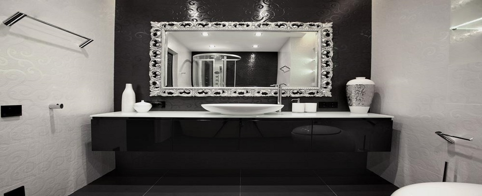 21 Best Bathroom Mirror Ideas To Reflect Your Style: Luxury Bathrooms: Design Mirrors