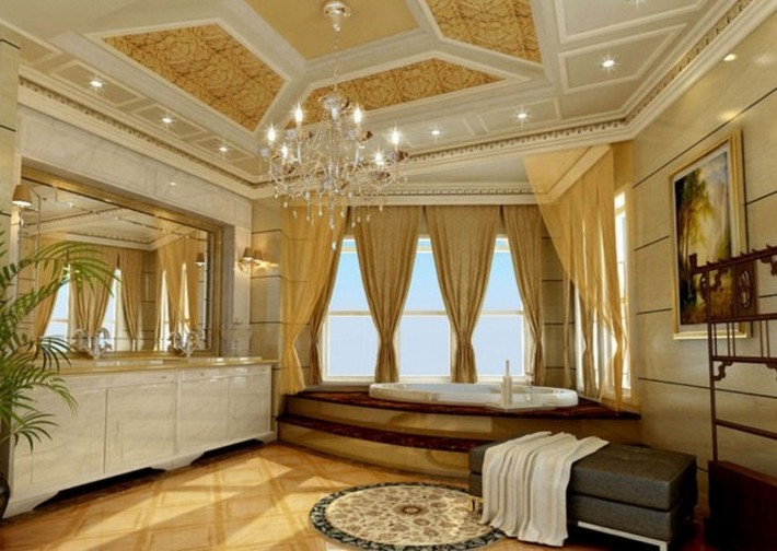Extravagant Bathroom Ceiling Designs to be inspired ...