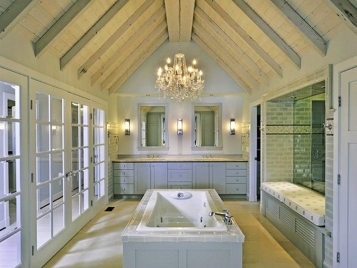 Extravagant Bathroom Ceiling Designs To Be Inspired6