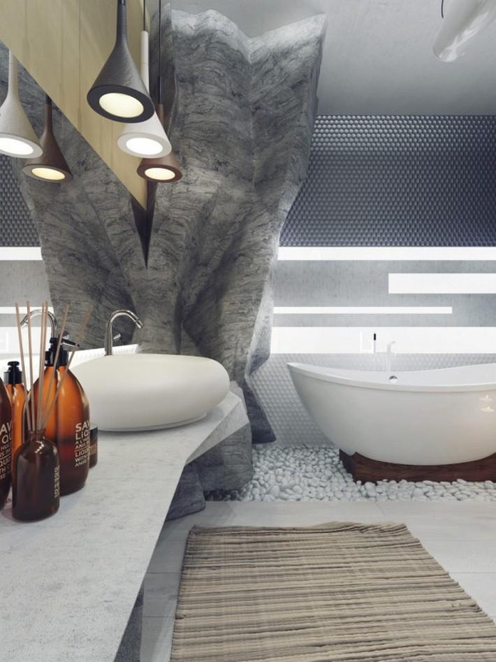 luxury bathroom by maison valentina Luxury Bathrooms 5 Luxury Bathrooms In High Detail Cave bathroom