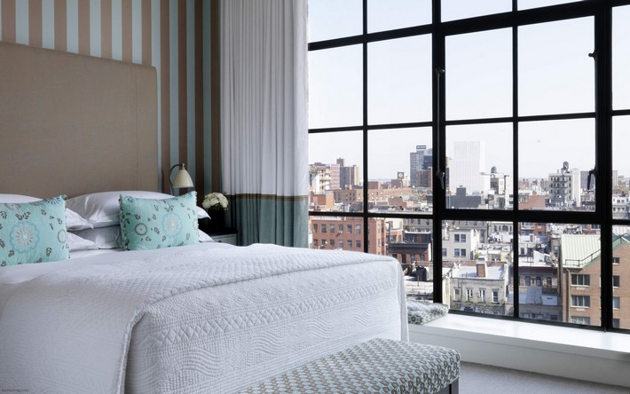Crosby Street Hotel  The best hotels to Stay at Boutique Design New York Crosby Street Hotel