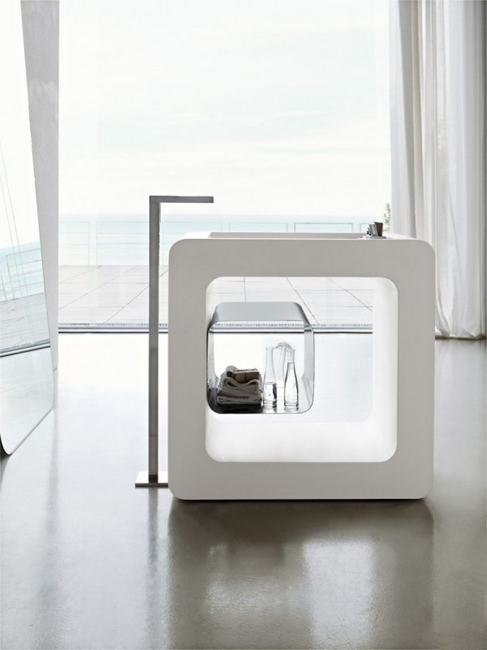 fall in love with modern italian bathroom design