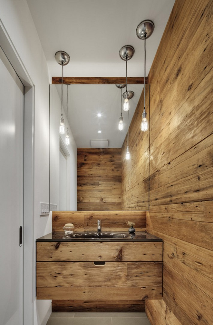 Rustic Modern Bathroom Design Ideas | Maison Valentina Blog