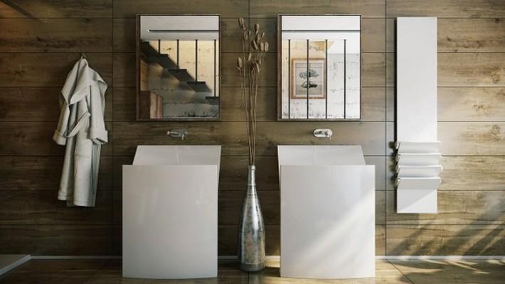 creative-white-bathroom-sinks- Luxury Bathrooms 5 Luxury Bathrooms In High Detail creative white bathroom sinks