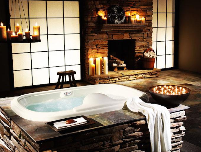 dreammy-bathroom-fireplaces-15  Dreammy Bathroom Fireplaces  dreammy bathroom fireplaces 15